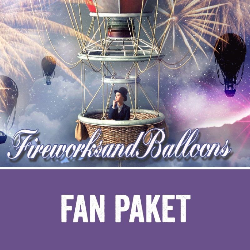 Fireworks and Balloons Fan Paket Economy kaufen